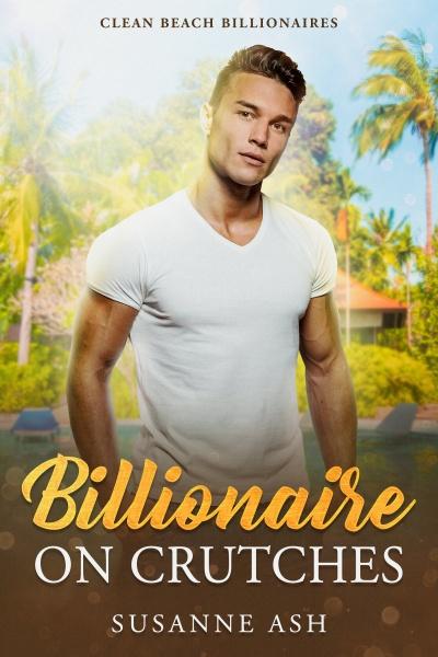 Book Cover: Billionaire on Crutches